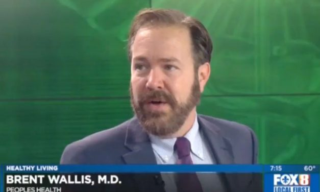 Exploring Brain Health – Dr. Brent Wallis on WVUE Fox 8 News