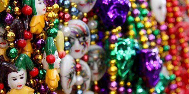 Louisiana Carnival: Laissez les Bon Temps Rouler!