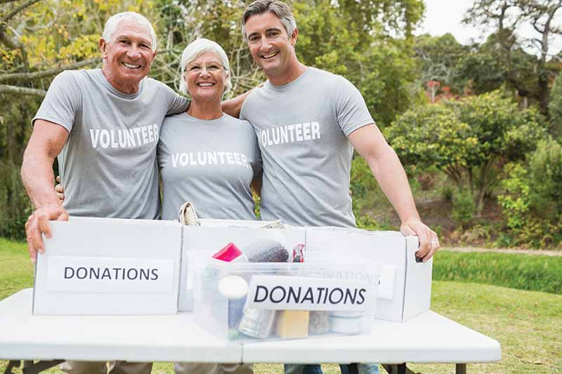A Fresh Mindset on Volunteering