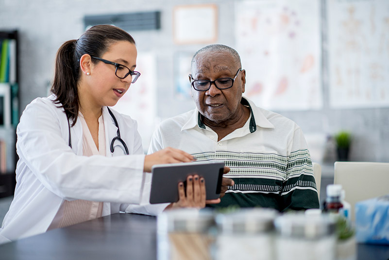 Working With Your Doctor to Stay Healthy