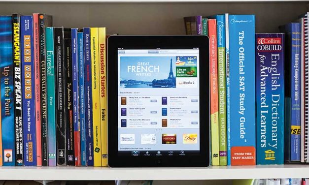 Borrow e-books and audiobooks from your local library for free