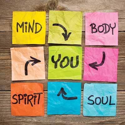 mind body spirit soul image