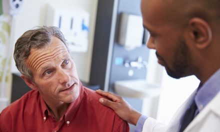 Men, Get Screened for Your Health