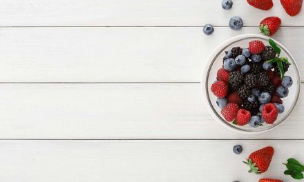 Red, White and Blue Berry Tarts