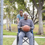 Caregivers, Take Care of Yourself, Too