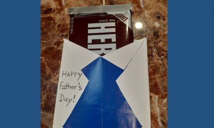 Father's Day Gift Holder